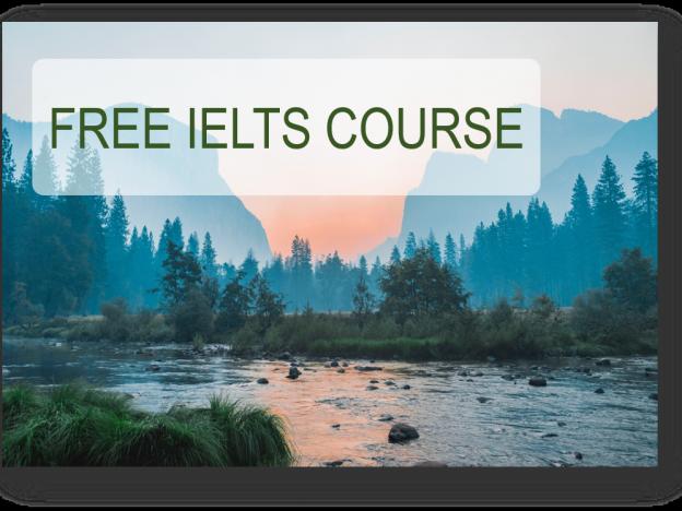 Free IELTS preparation course course image