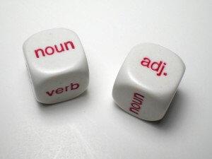 Grammar for IELTS parts of speech
