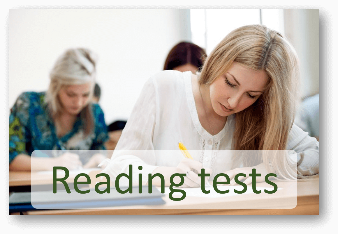 Free General Training IELTS reading tests