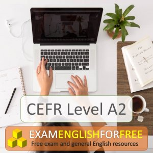 100 words for CEFR Level A2 list 2