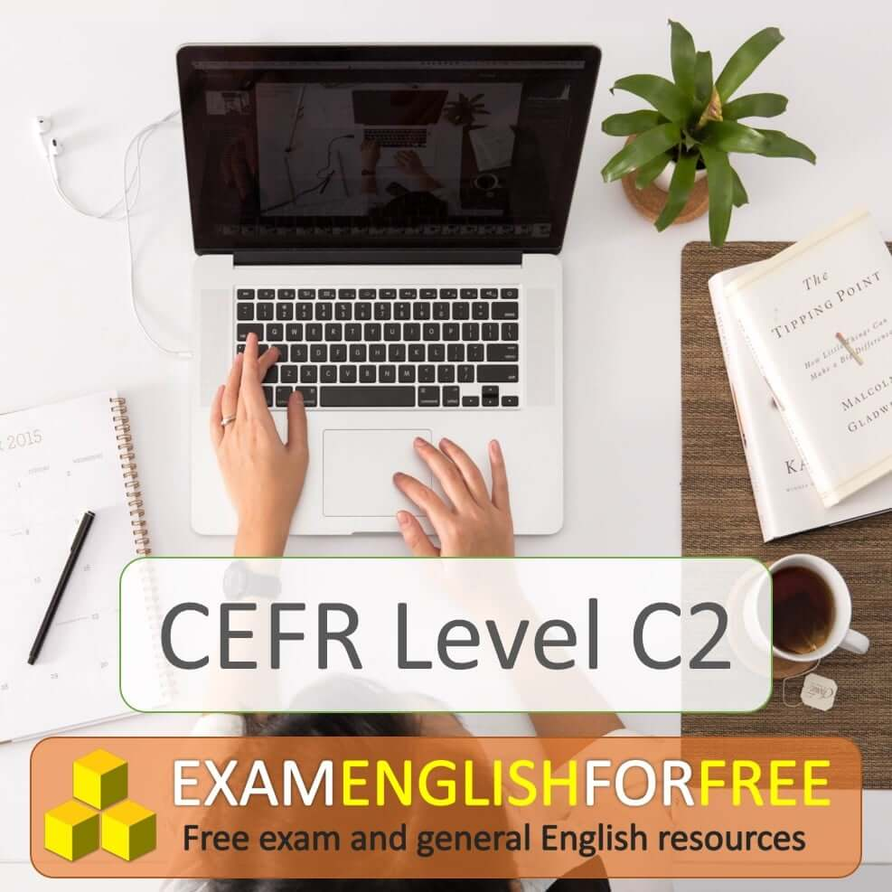 CEFR Level C2 vocabulary: LURID