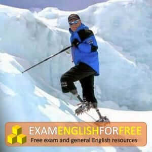 CEFR Level C1 Reading test 7 – Mark Inglis