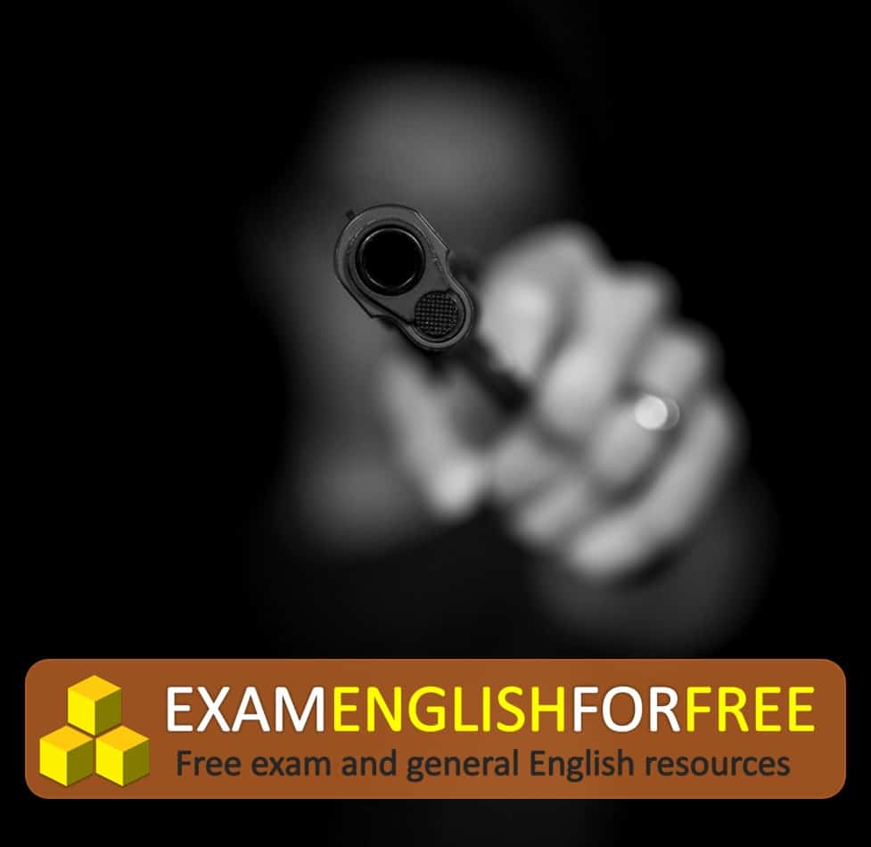 IELTS Task 2 model answer 6 - Individuals should not be allowed to carry guns
