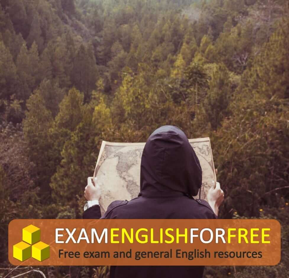 Some examples of describing places in English